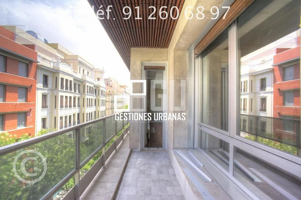 Foto - Piso en alquiler en calle Recoletos, Recoletos en Madrid - 312594261