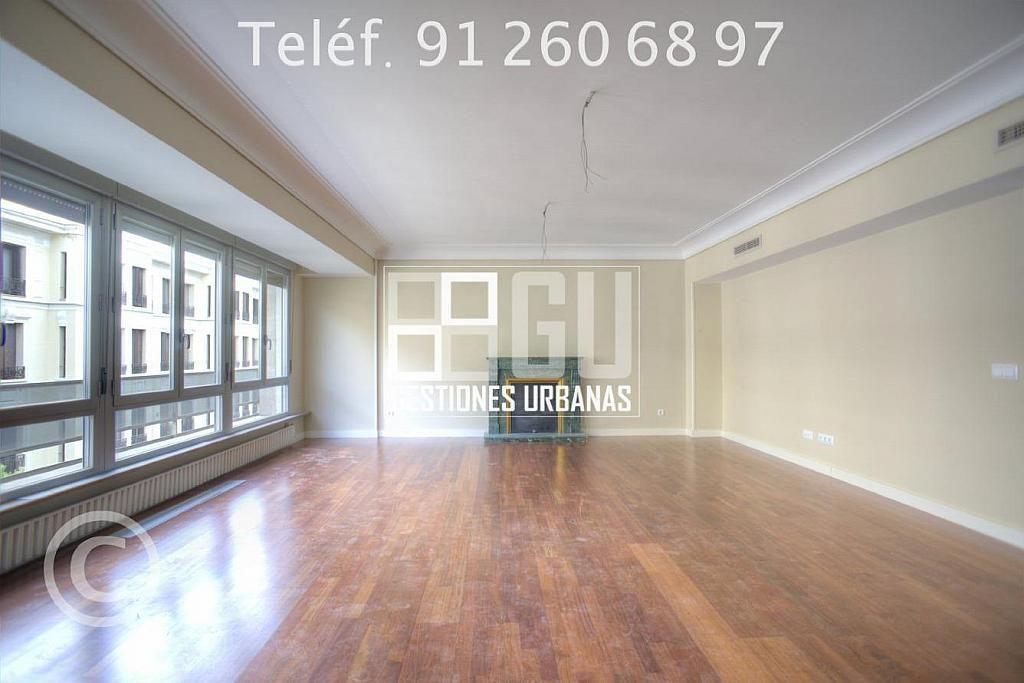 Foto - Piso en alquiler en calle Recoletos, Recoletos en Madrid - 312594270