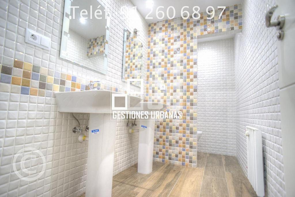 Foto - Piso en alquiler en calle Recoletos, Recoletos en Madrid - 312594276