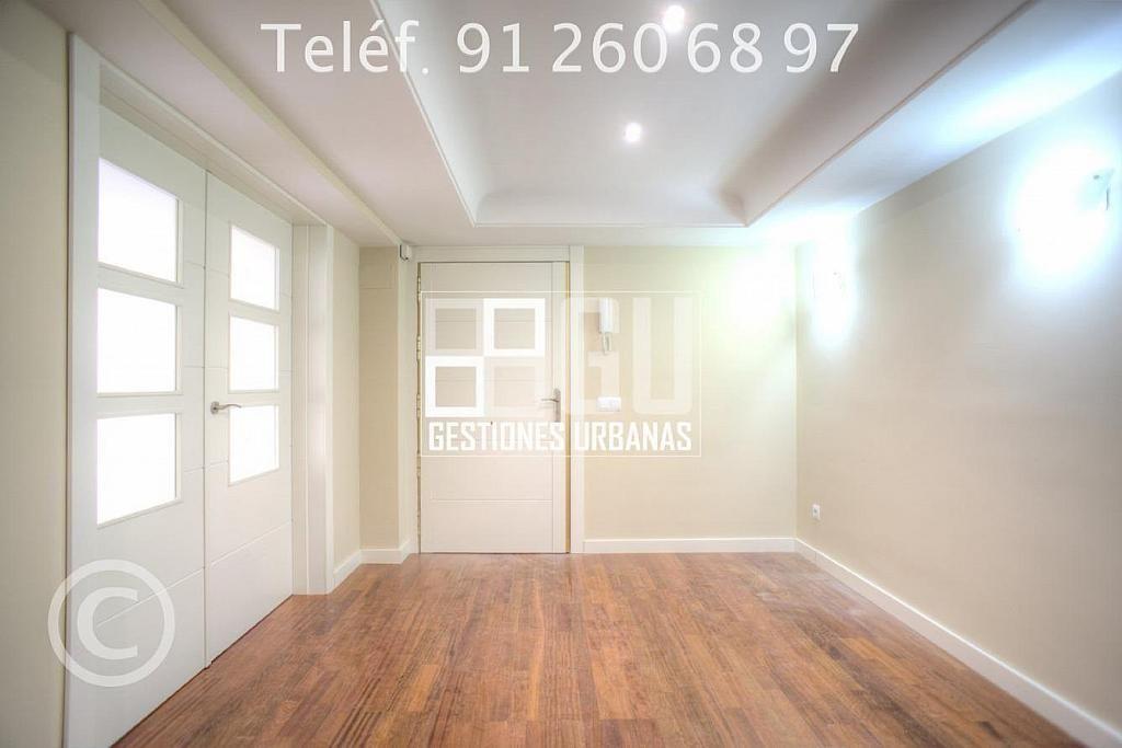 Foto - Piso en alquiler en calle Recoletos, Recoletos en Madrid - 312594336