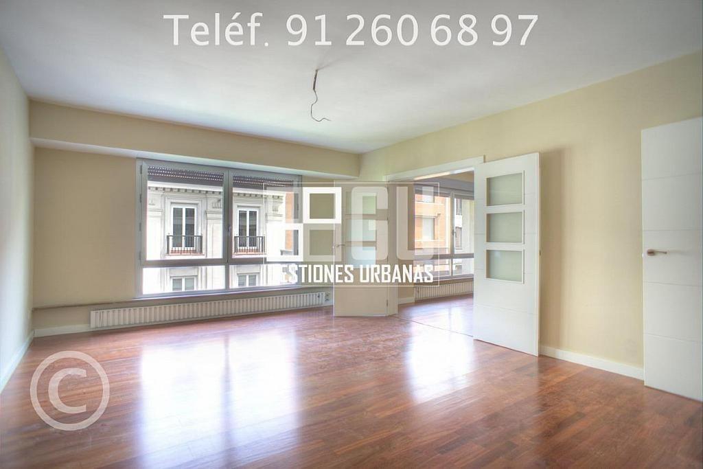 Foto - Piso en alquiler en calle Recoletos, Recoletos en Madrid - 312594342
