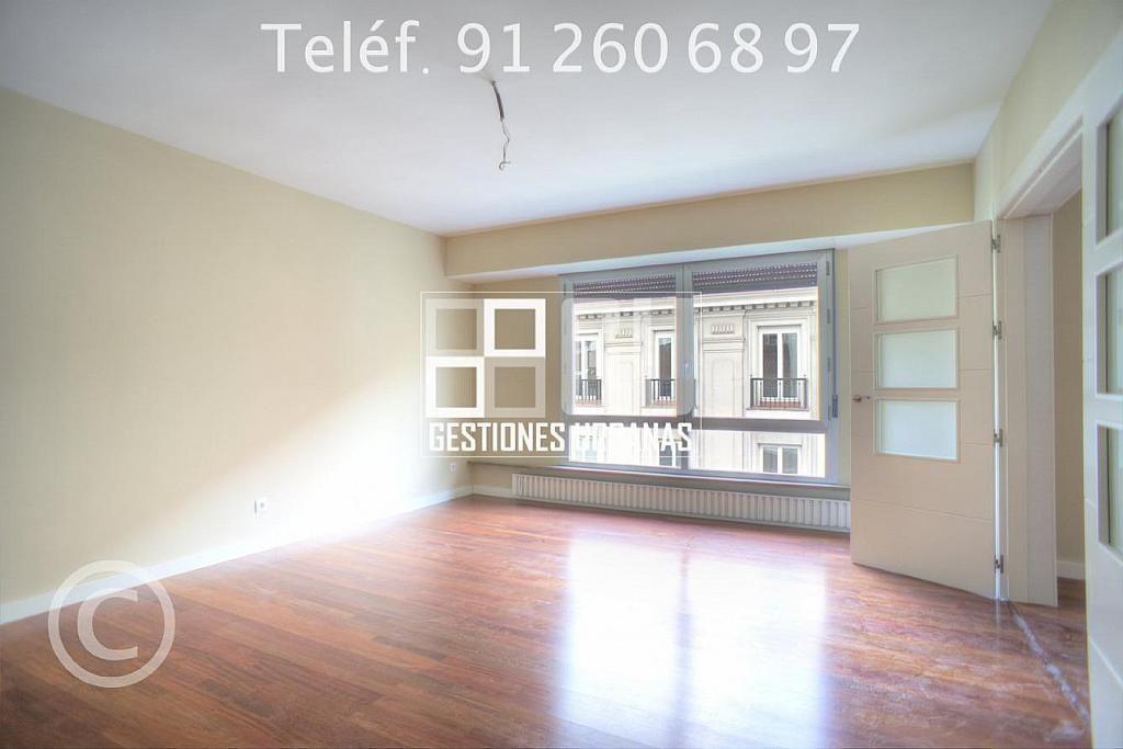 Foto - Piso en alquiler en calle Recoletos, Recoletos en Madrid - 312594345