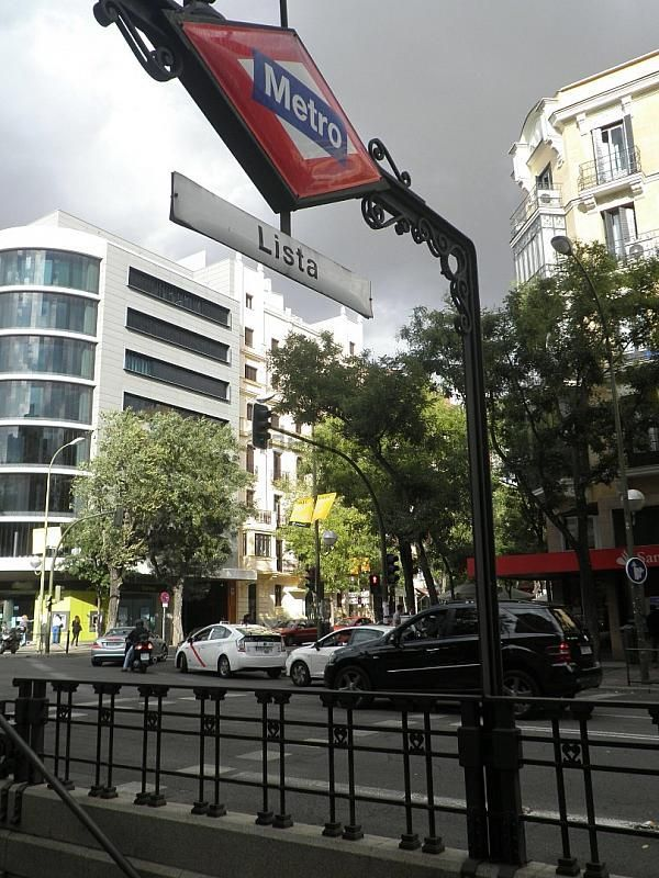 Foto - Oficina en alquiler en calle Lista, Lista en Madrid - 312595047