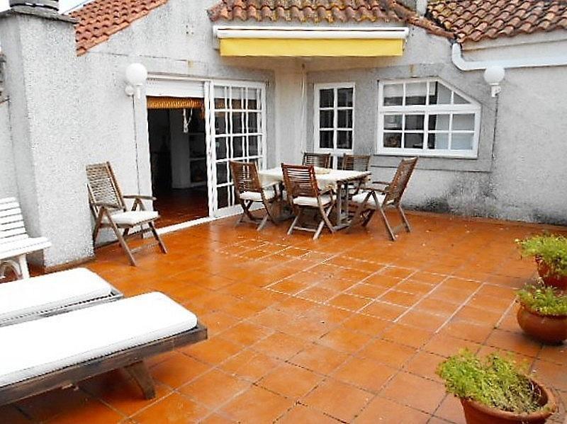 Ático en alquiler de temporada en calle Cunchas, Sanxenxo en Sanxenxo - 294197284