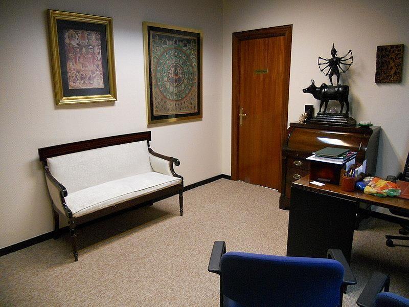 Oficina en alquiler en calle De Mazarredo, Abando en Bilbao - 328787754