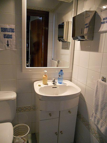 Oficina en alquiler en calle De Mazarredo, Abando en Bilbao - 328787760