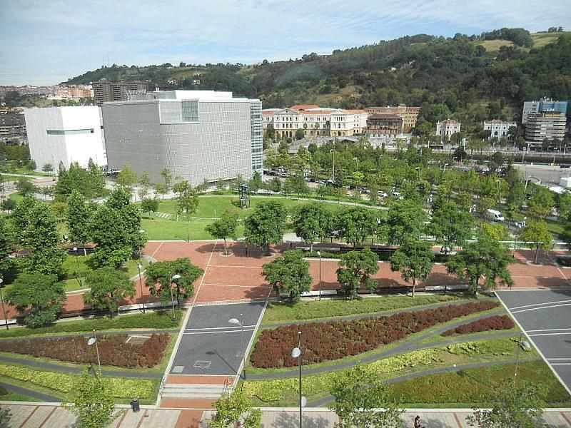 Oficina en alquiler en calle De Mazarredo, Abando en Bilbao - 328787766