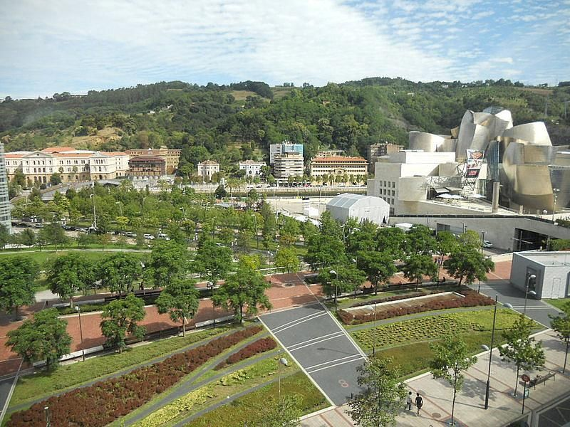 Oficina en alquiler en calle De Mazarredo, Abando en Bilbao - 328787772