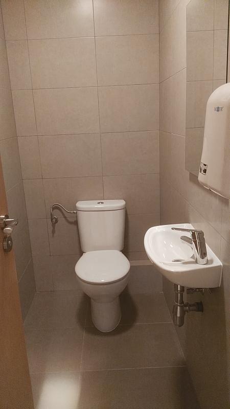 Baño - Local comercial en alquiler en Montcada Centre en Montcada i Reixac - 325772753