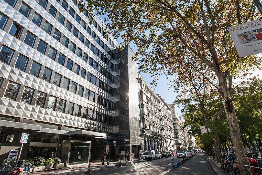 Oficina en alquiler en paseo De la Castellana, Recoletos en Madrid - 265751623