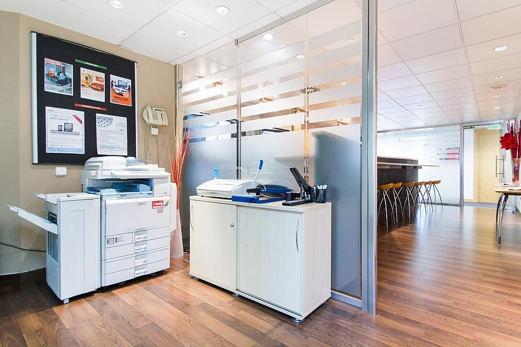 Oficina en alquiler en paseo De la Castellana, Cortes-Huertas en Madrid - 239526303