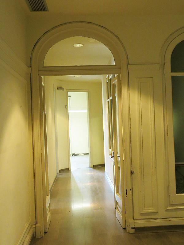 Pasillo - Oficina en alquiler en calle Diagonal, Eixample esquerra en Barcelona - 267626543