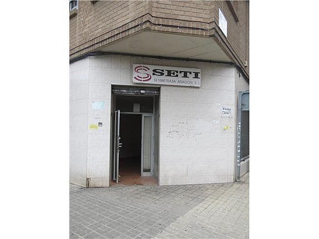 Local comercial en alquiler en calle Tiermas, Las Fuentes – La Cartuja en Zaragoza - 307179907