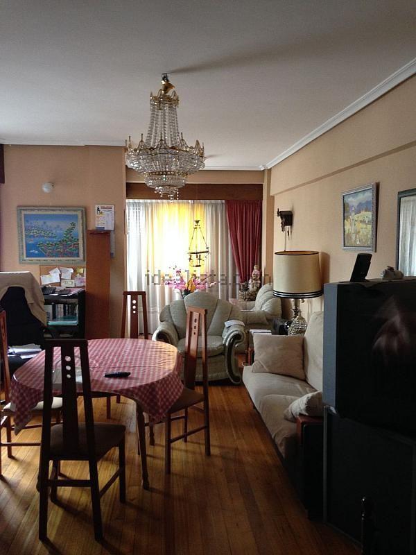 Salón - Piso en alquiler en calle Portugal, Ourense - 152058214