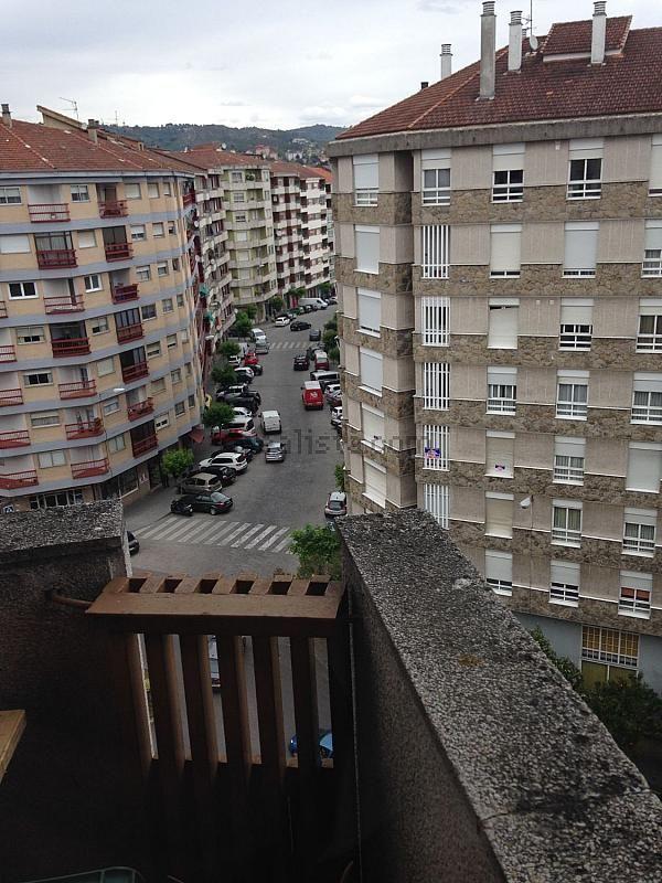 Balcón - Piso en alquiler en calle Portugal, Ourense - 152058235