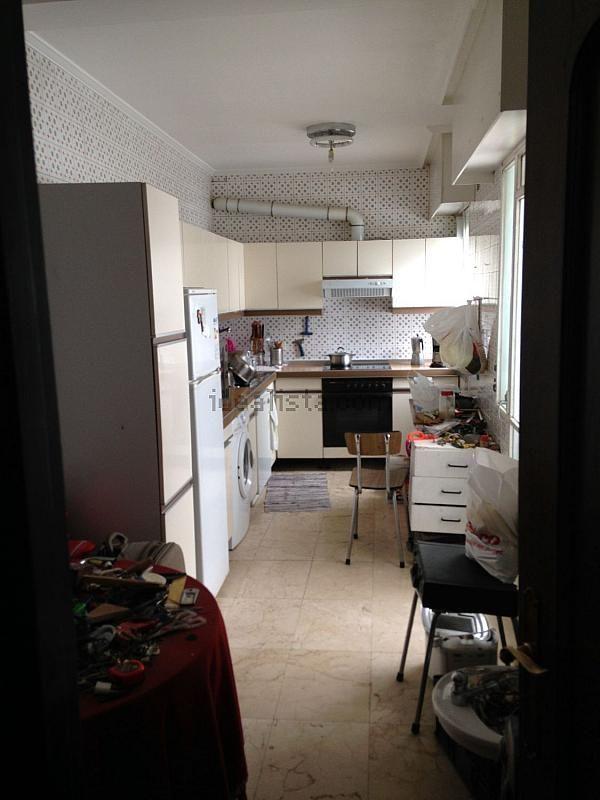 Cocina - Piso en alquiler en calle Portugal, Ourense - 152058244