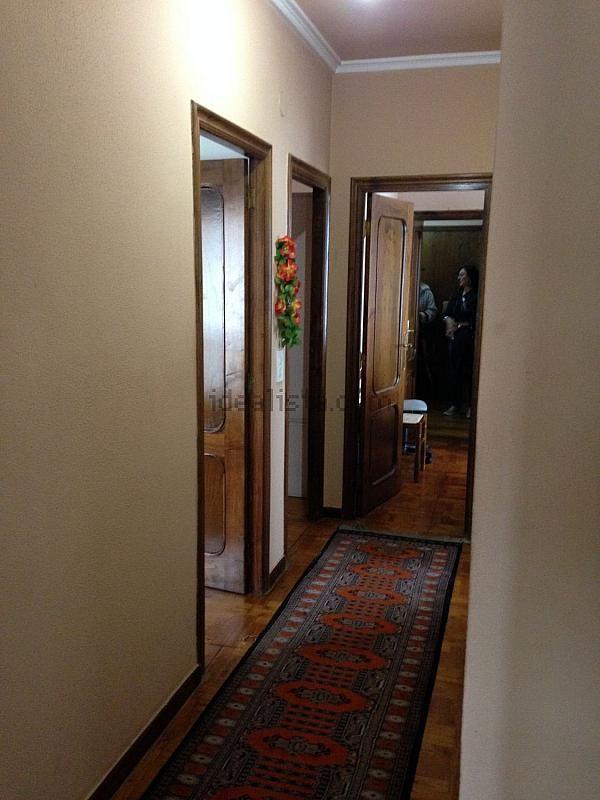 Pasillo - Piso en alquiler en calle Portugal, Ourense - 152058249