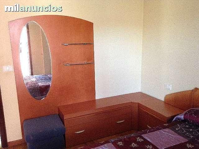 Dormitorio - Piso en alquiler en calle Universidad, Ourense - 152190063