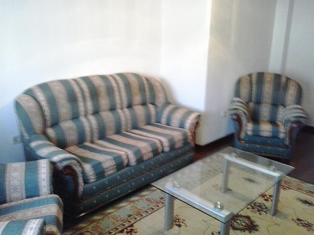 Salón - Piso en alquiler en calle De Celanova, Barbadás - 237674798