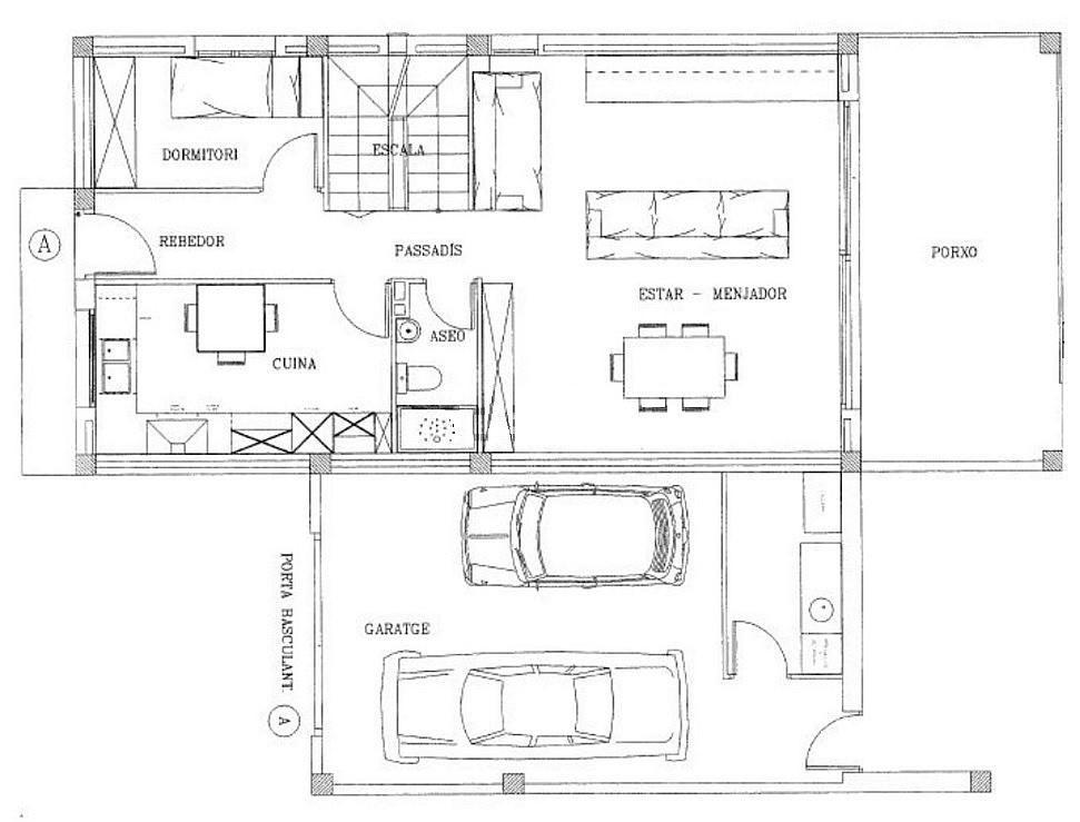 Casa en alquiler en calle , Santa Susanna - 260960823