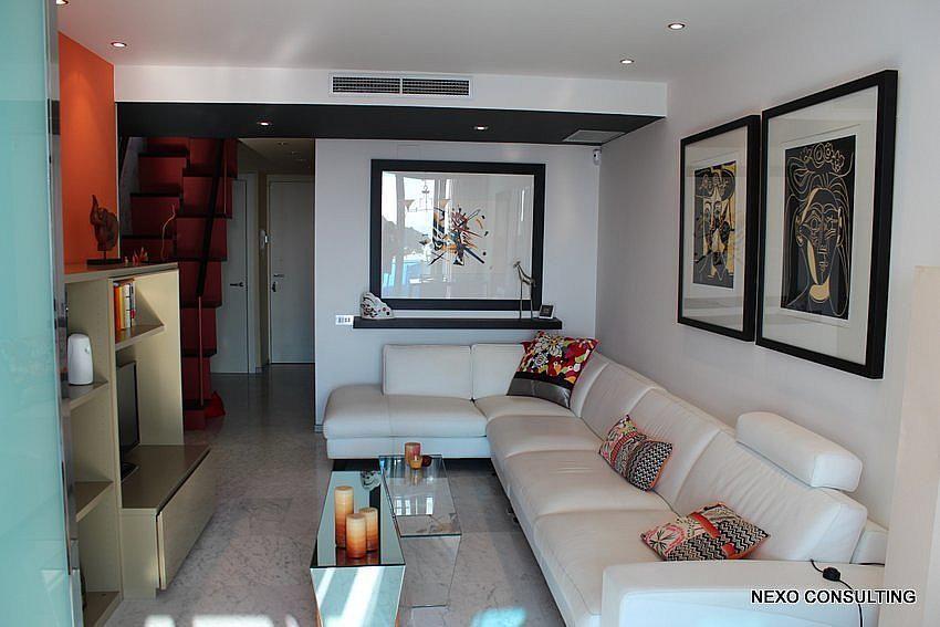 Salón - Apartamento en venta en calle Lobregat, Els Esquirols en Cambrils - 263569366