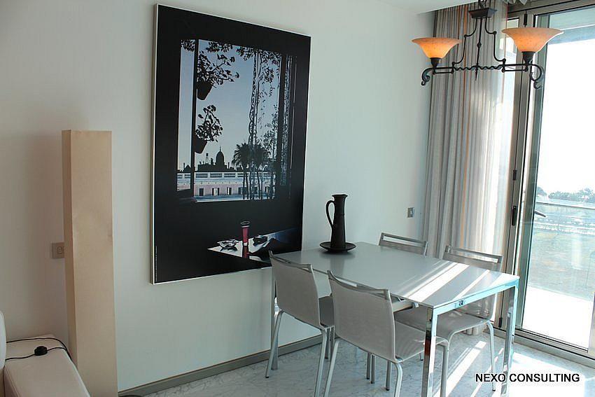 Salón - Apartamento en venta en calle Lobregat, Els Esquirols en Cambrils - 263569369