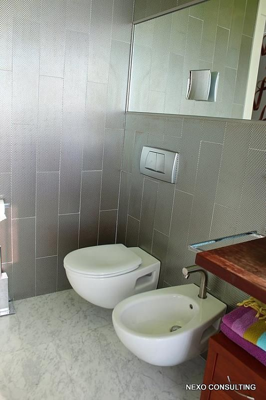Baño - Apartamento en venta en calle Lobregat, Els Esquirols en Cambrils - 263569395