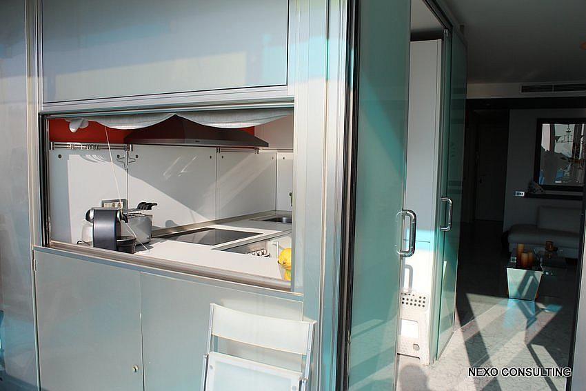 Cocina - Apartamento en venta en calle Lobregat, Els Esquirols en Cambrils - 263569402