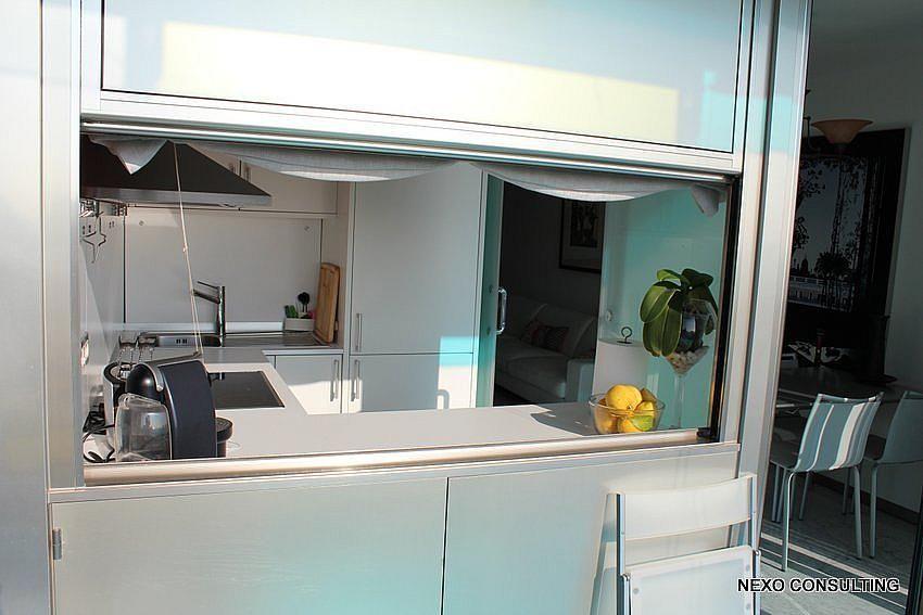 Cocina - Apartamento en venta en calle Lobregat, Els Esquirols en Cambrils - 263569404