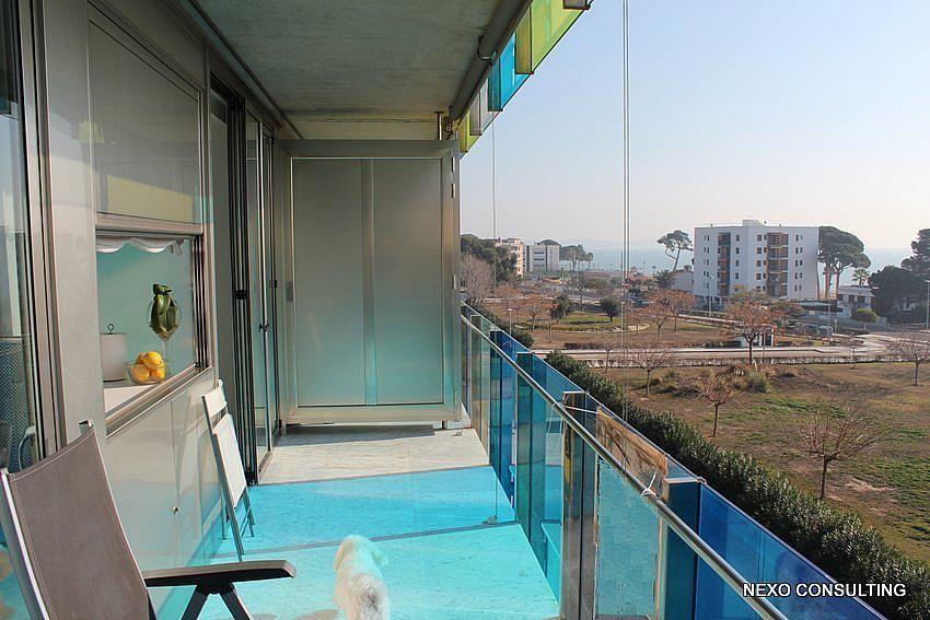 Terraza - Apartamento en venta en calle Lobregat, Els Esquirols en Cambrils - 263569407
