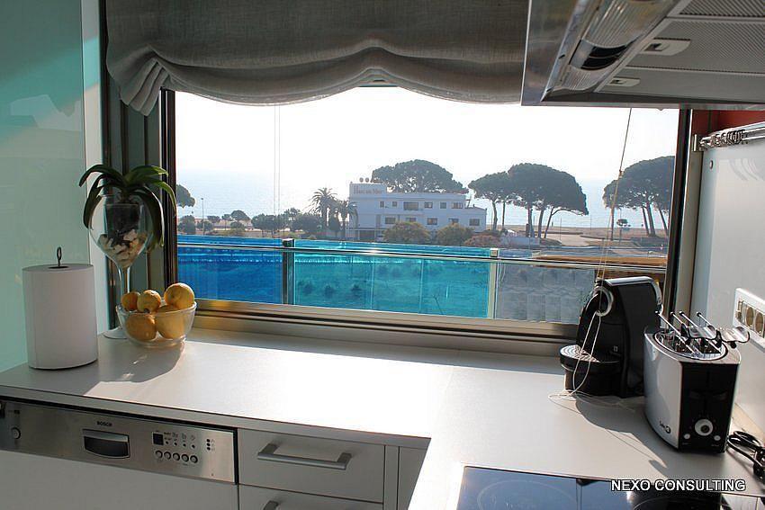 Cocina - Apartamento en venta en calle Lobregat, Els Esquirols en Cambrils - 263569411