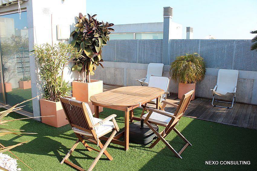 Terraza - Apartamento en venta en calle Lobregat, Els Esquirols en Cambrils - 263569433