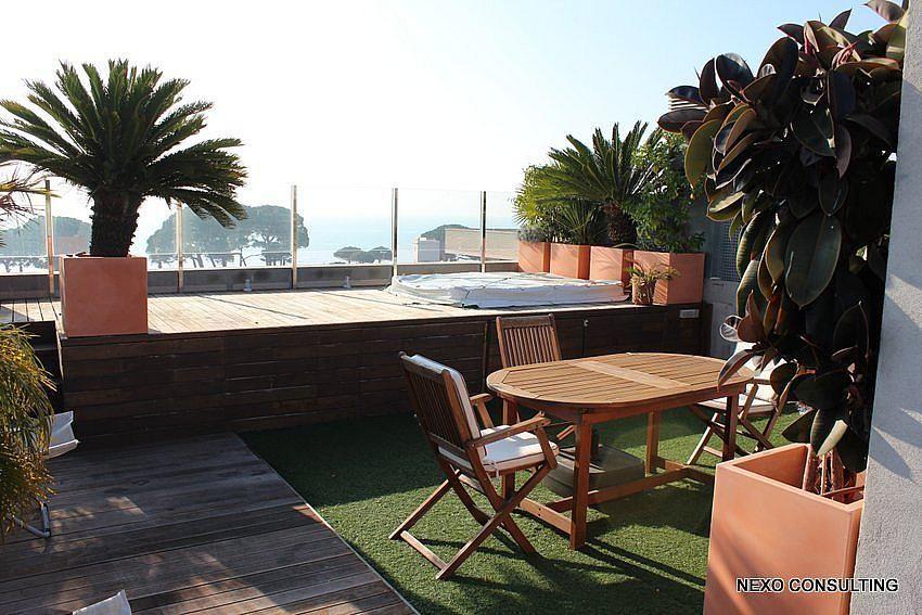 Terraza - Apartamento en venta en calle Lobregat, Els Esquirols en Cambrils - 263569444