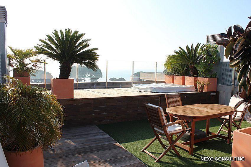 Terraza - Apartamento en venta en calle Lobregat, Els Esquirols en Cambrils - 263569448