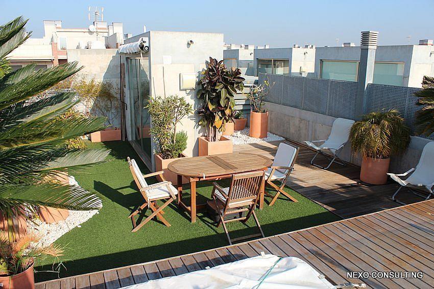 Terraza - Apartamento en venta en calle Lobregat, Els Esquirols en Cambrils - 263569482