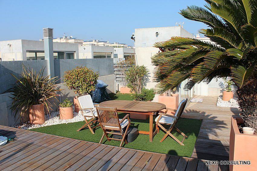 Terraza - Apartamento en venta en calle Lobregat, Els Esquirols en Cambrils - 263569485