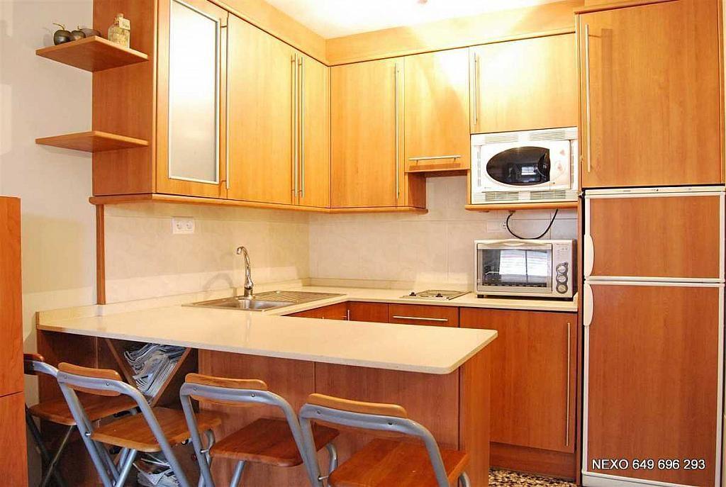 Cocina - Apartamento en venta en calle Diputació, Els Esquirols en Cambrils - 189568316