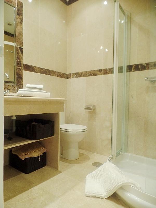 Baño - Apartamento en alquiler en urbanización Puerto Banus, Puerto Banús en Marbella - 304851227