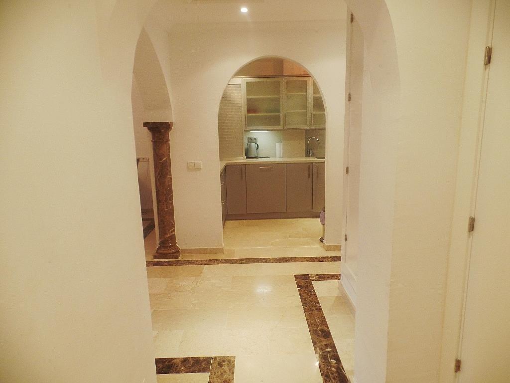 Detalles - Apartamento en alquiler en urbanización Puerto Banus, Puerto Banús en Marbella - 304851236