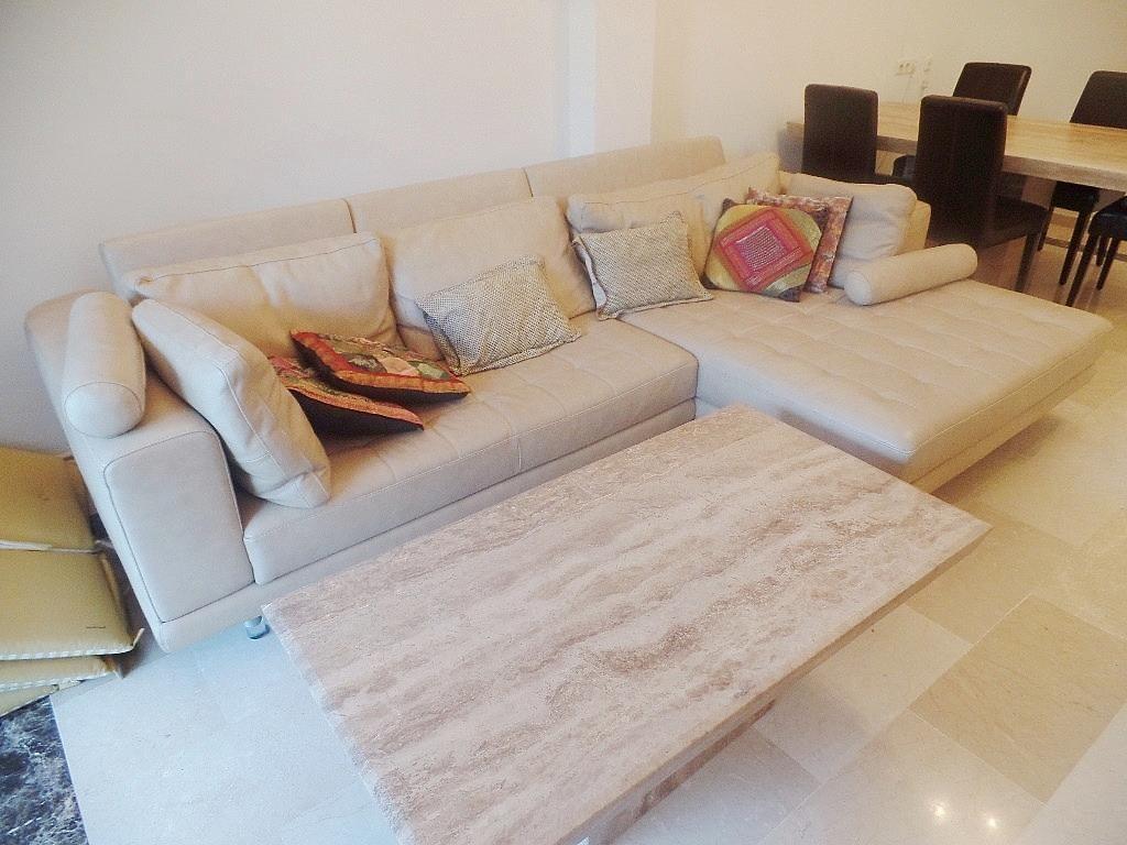 Detalles - Apartamento en alquiler en urbanización Puerto Banus, Puerto Banús en Marbella - 304851254