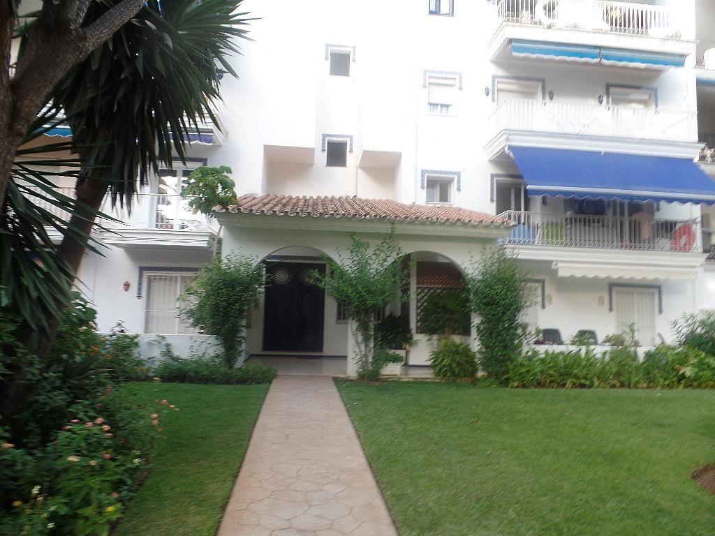 Zonas comunes - Apartamento en alquiler en urbanización Puerto Banus, Puerto Banús en Marbella - 304851296