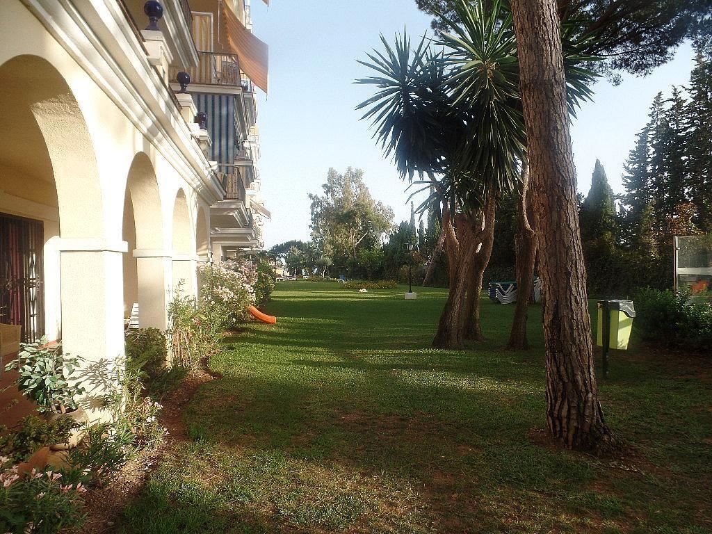 Zonas comunes - Apartamento en alquiler en urbanización Puerto Banus, Puerto Banús en Marbella - 304851308