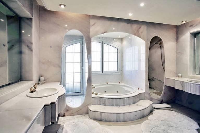 Detalles - Villa en alquiler en urbanización Benamara Playa, Estepona - 227431422