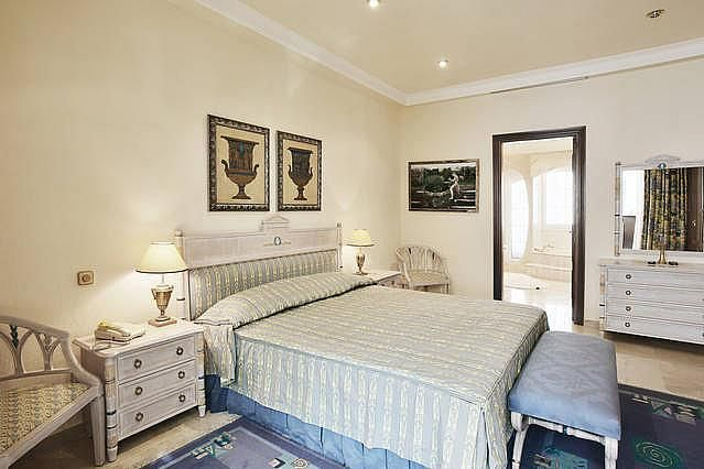 Detalles - Villa en alquiler en urbanización Benamara Playa, Estepona - 227431426