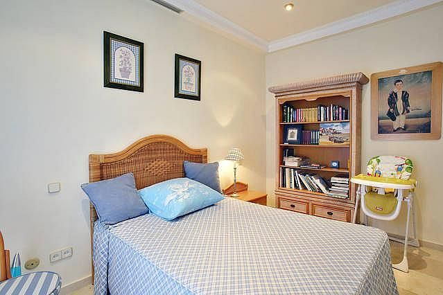Detalles - Villa en alquiler en urbanización Benamara Playa, Estepona - 227431434