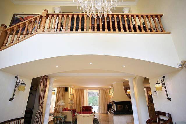 Detalles - Villa en alquiler en urbanización Benamara Playa, Estepona - 227431454