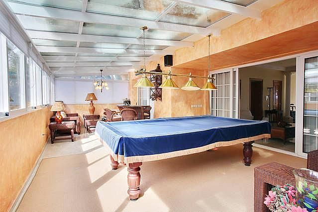 Detalles - Villa en alquiler en urbanización Benamara Playa, Estepona - 227431461