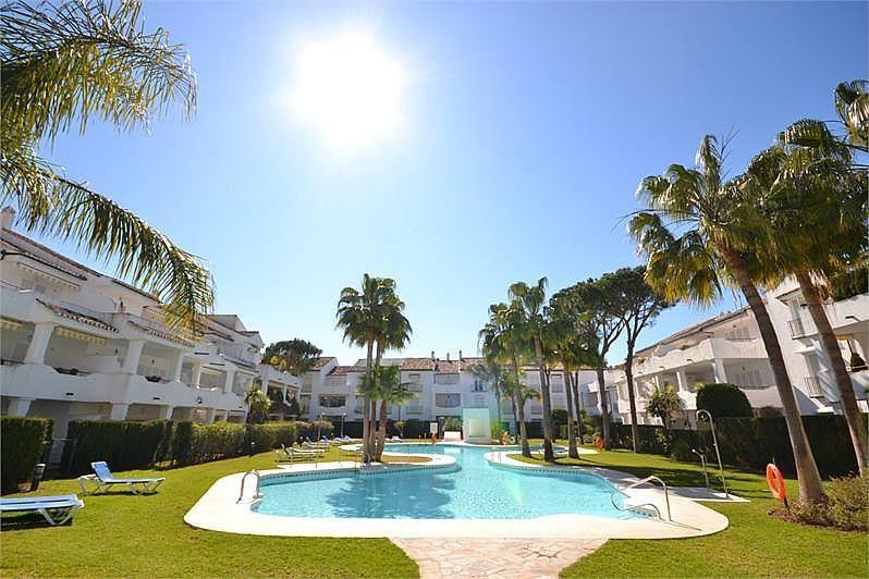 Detalles - Villa en alquiler en urbanización Benamara Playa, Estepona - 227431466