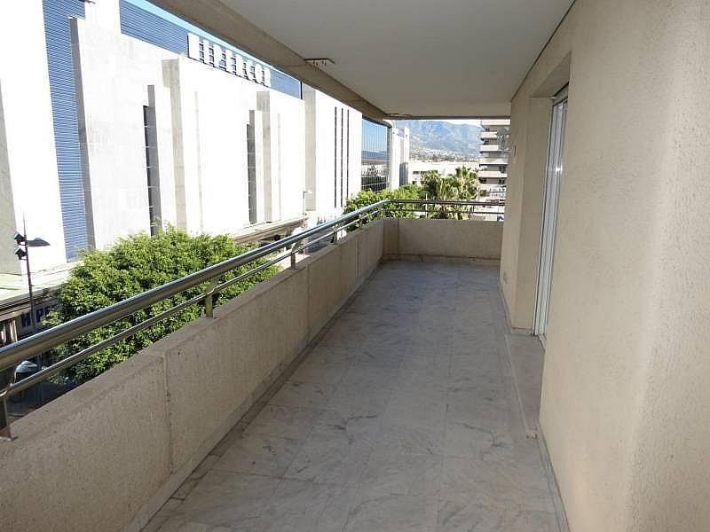 Piso en alquiler de temporada en urbanización Marina Banus, Puerto Banús - 261495201