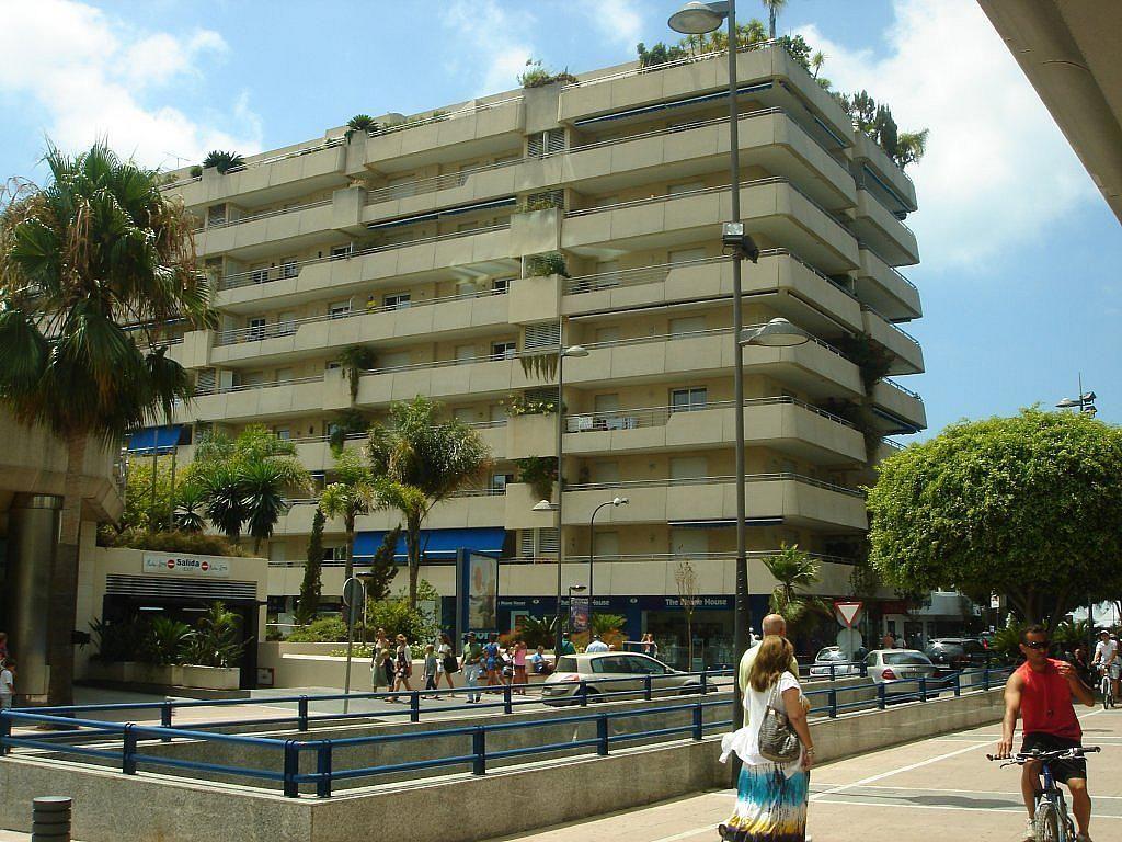 Piso en alquiler de temporada en urbanización Marina Banus, Puerto Banús - 261495204